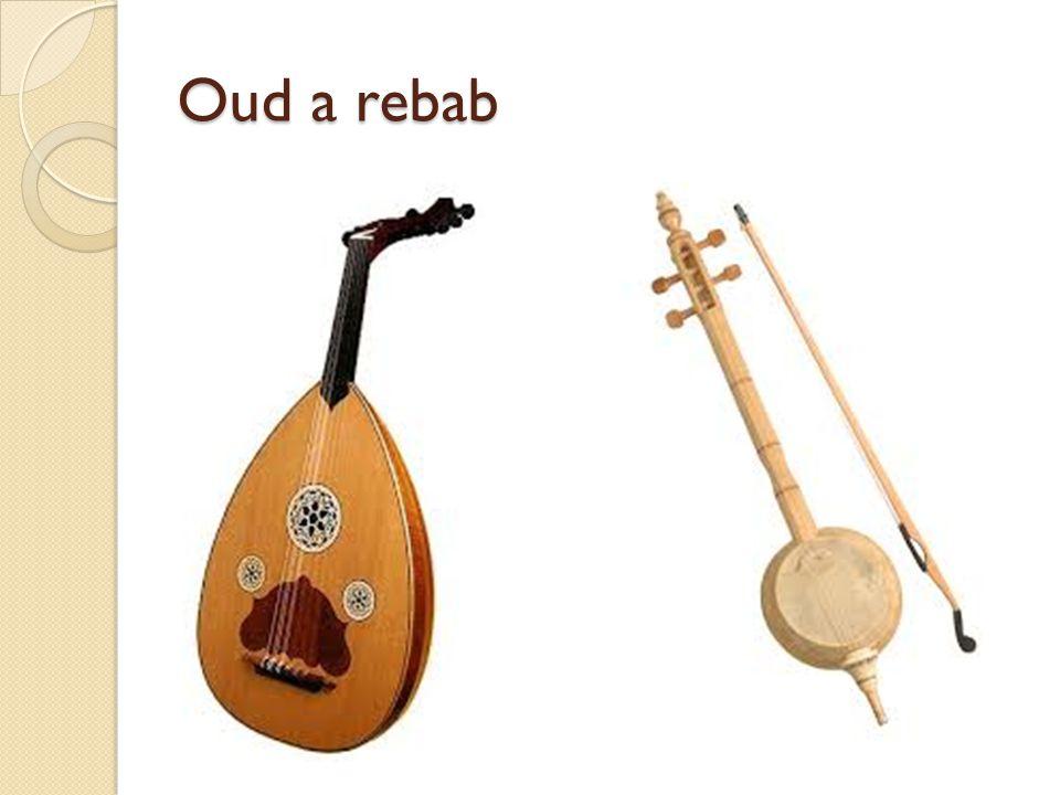 Oud a rebab