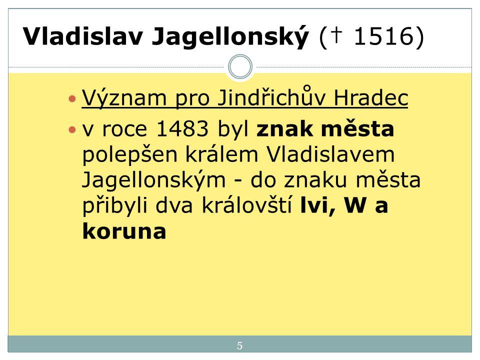Vladislav Jagellonský († 1516)