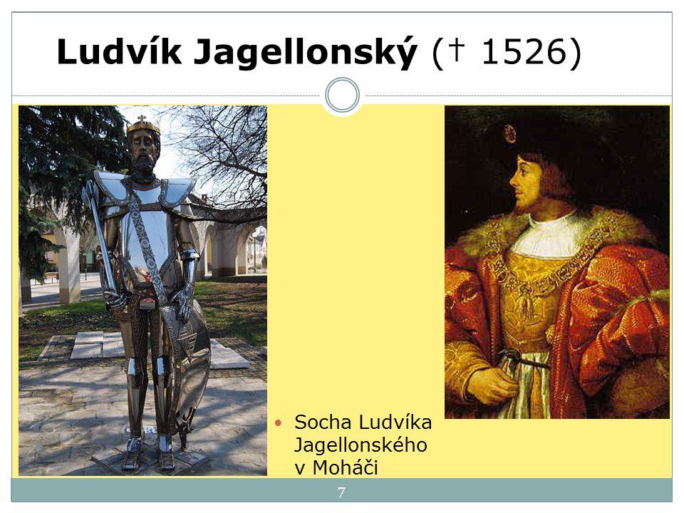 Ludvík Jagellonský († 1526)