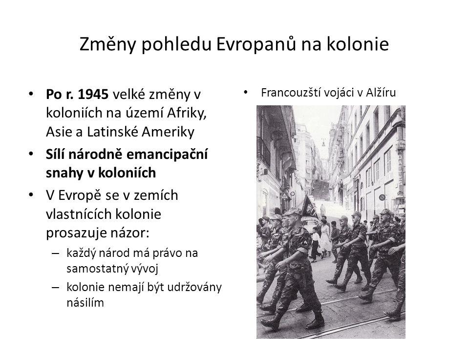 Změny pohledu Evropanů na kolonie