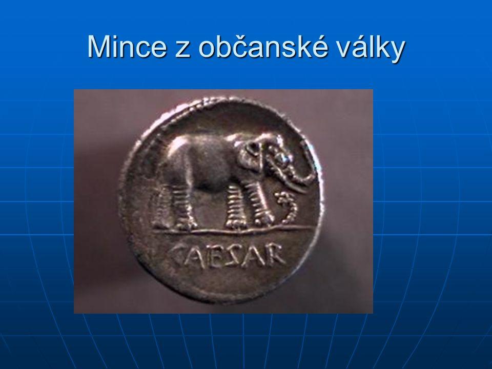 Mince z občanské války