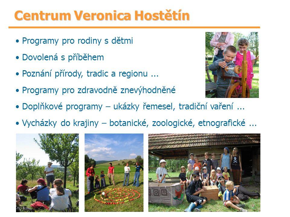 Centrum Veronica Hostětín