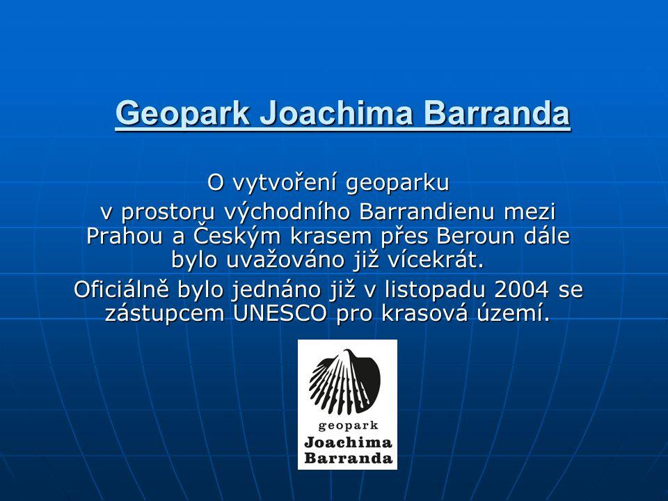 Geopark Joachima Barranda