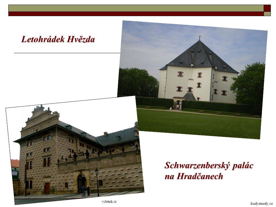 Schwarzenberský palác na Hradčanech