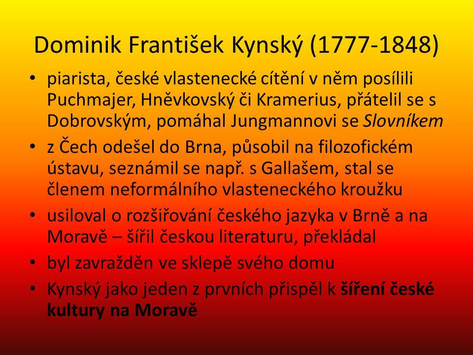 Dominik František Kynský (1777-1848)