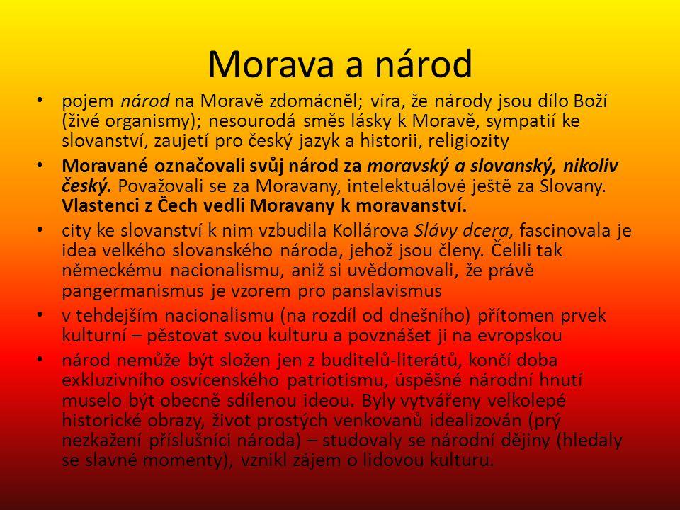 Morava a národ