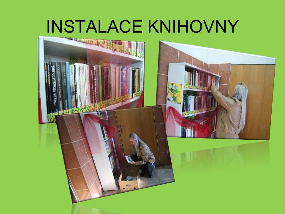 Instalace knihovny