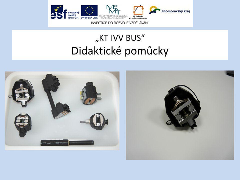 """""""KT IVV BUS Didaktické pomůcky"""