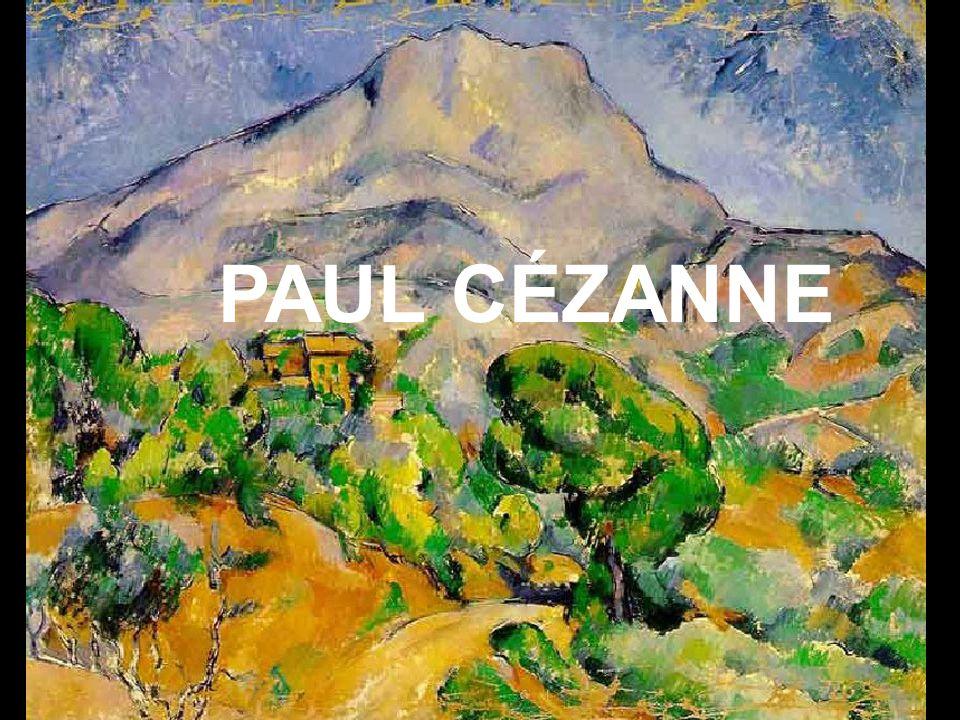 PAUL CÉZANNE Představitelem racionální, konstruktivní podoby postimpresionismu byl Paul Cézanne.