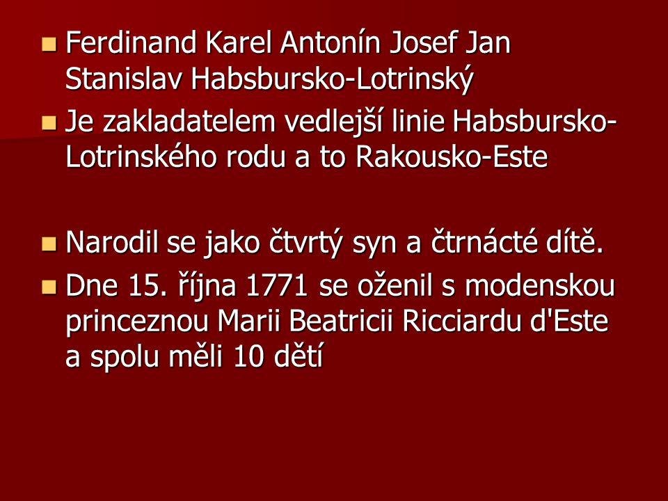Ferdinand Karel Antonín Josef Jan Stanislav Habsbursko-Lotrinský