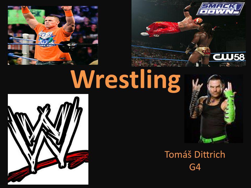Wrestling Tomáš Dittrich G4