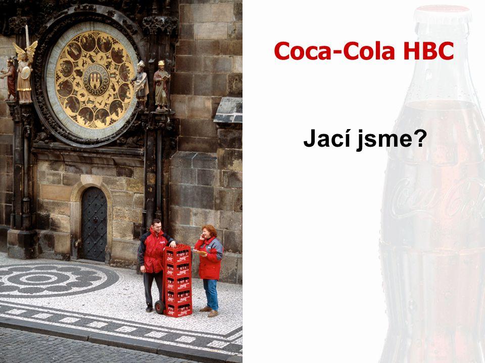 Coca-Cola HBC Jací jsme