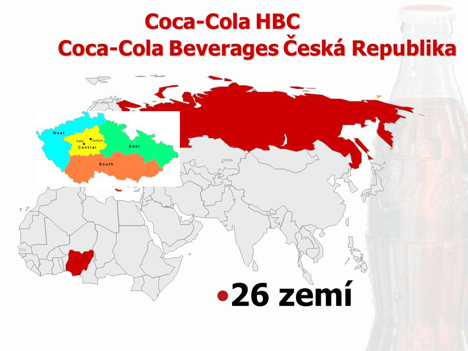 Coca-Cola Beverages Česká Republika