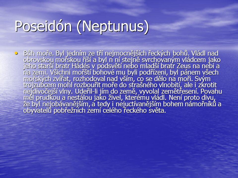 Poseidón (Neptunus)