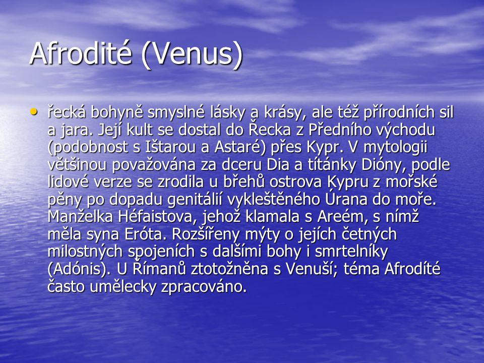 Afrodité (Venus)