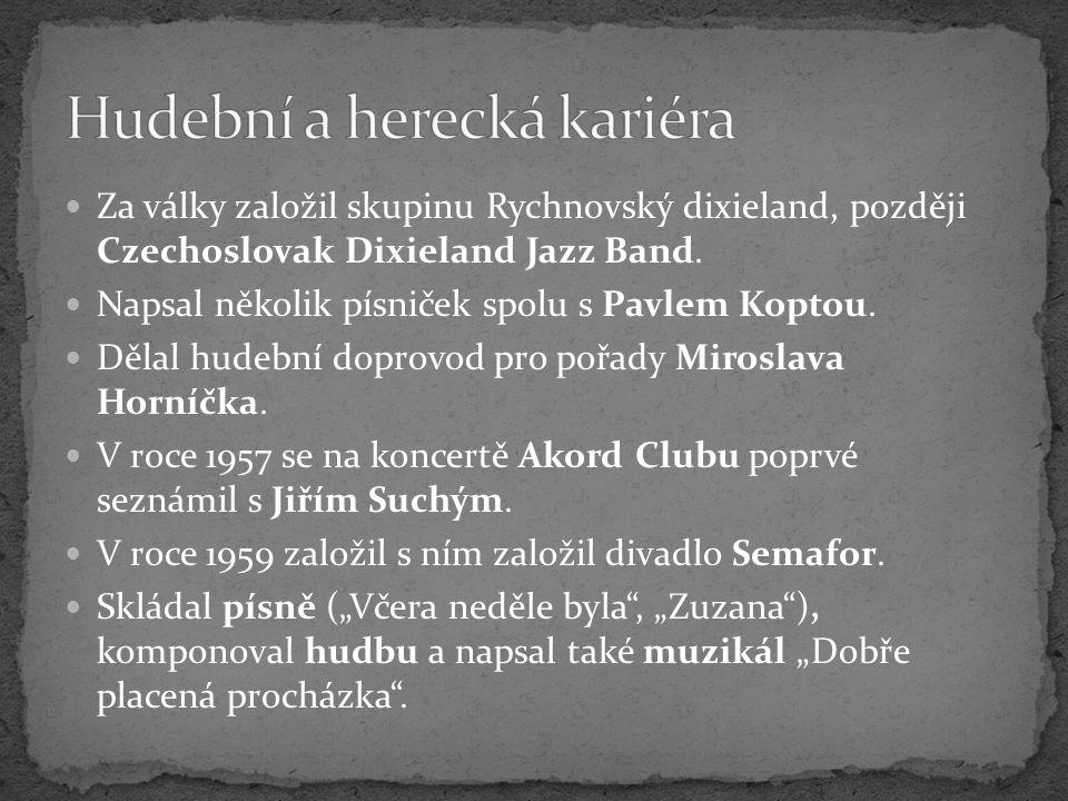 Hudební a herecká kariéra