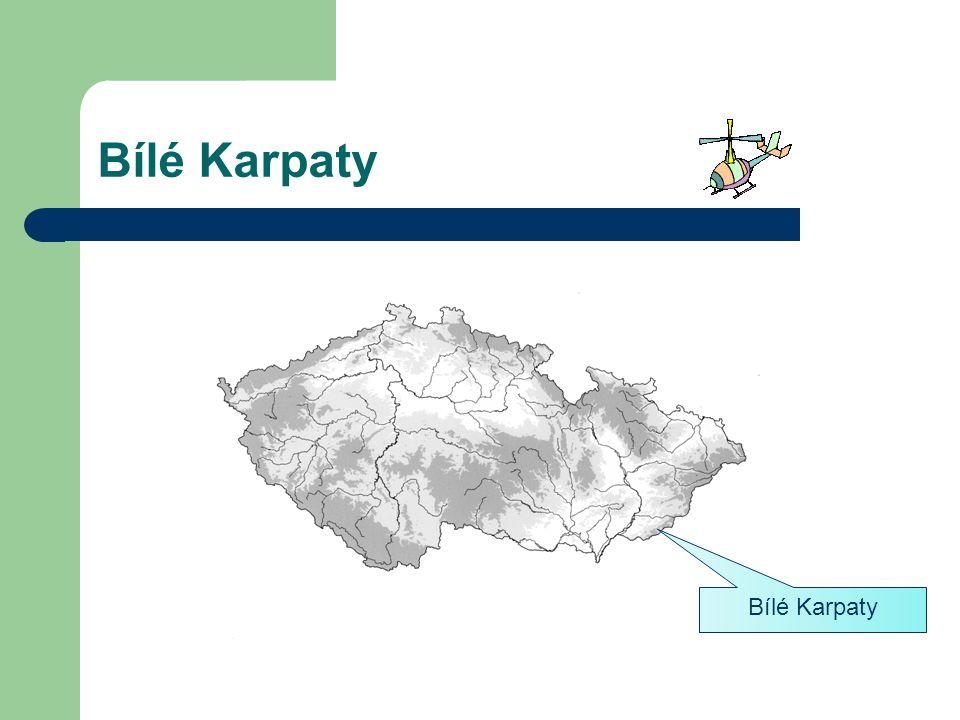 Bílé Karpaty Bílé Karpaty