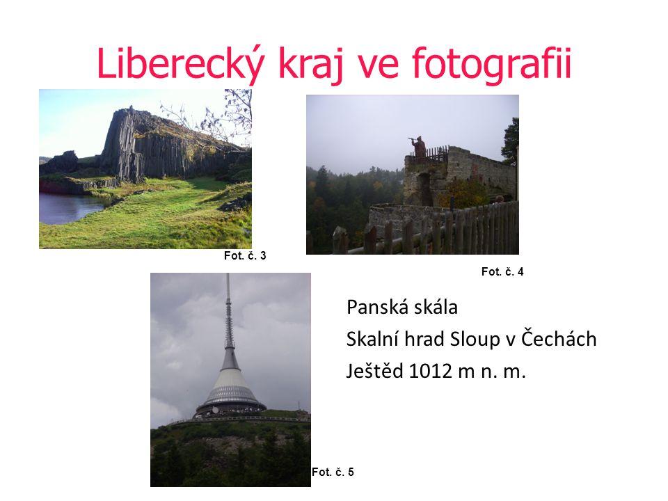 Liberecký kraj ve fotografii