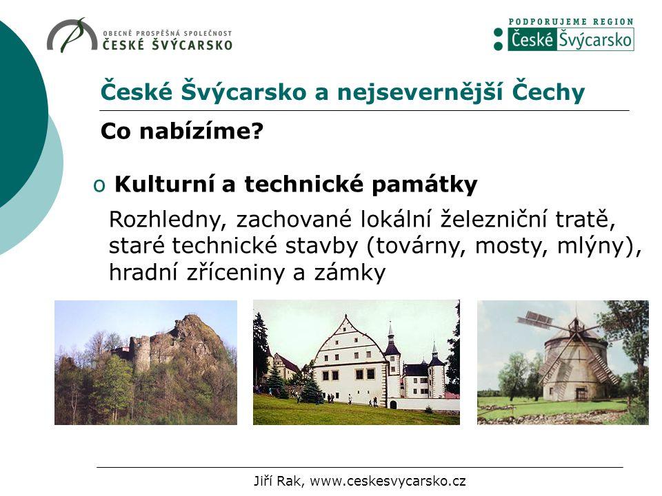 České Švýcarsko a nejsevernější Čechy