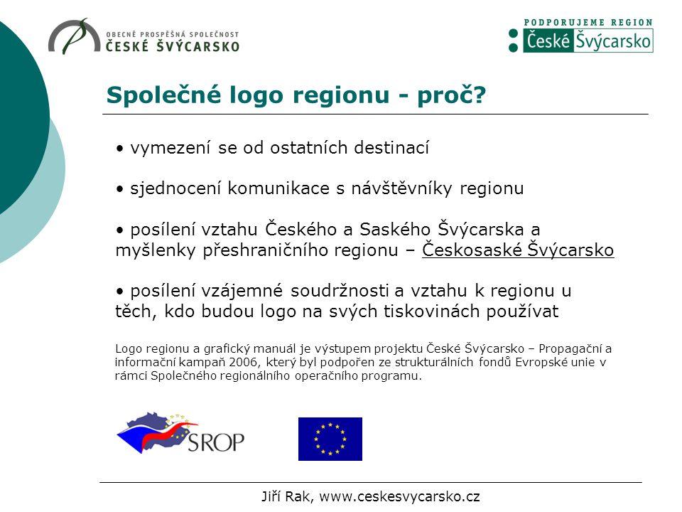 Společné logo regionu - proč
