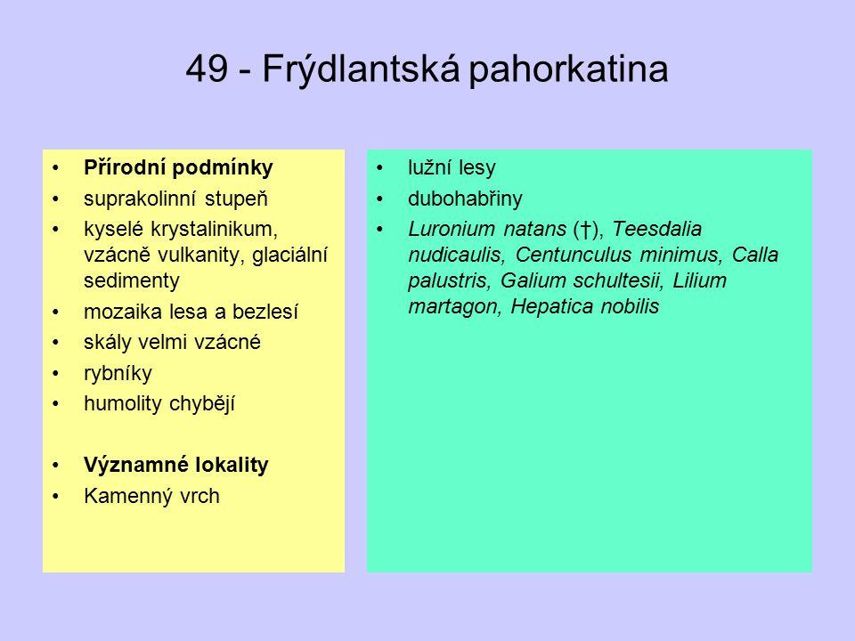49 - Frýdlantská pahorkatina