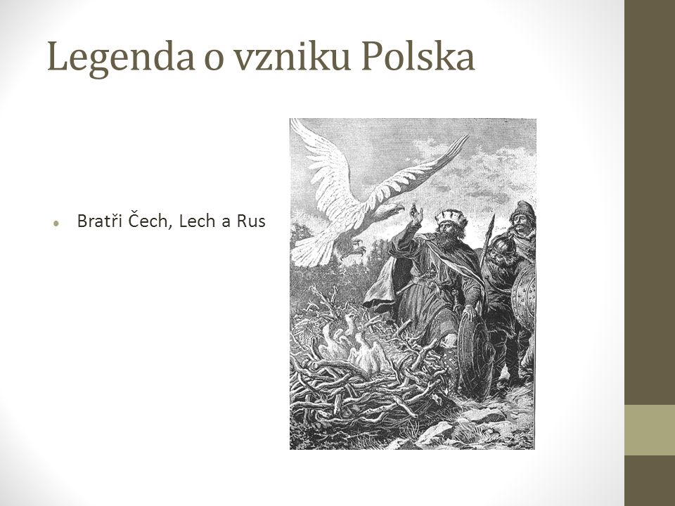 Legenda o vzniku Polska