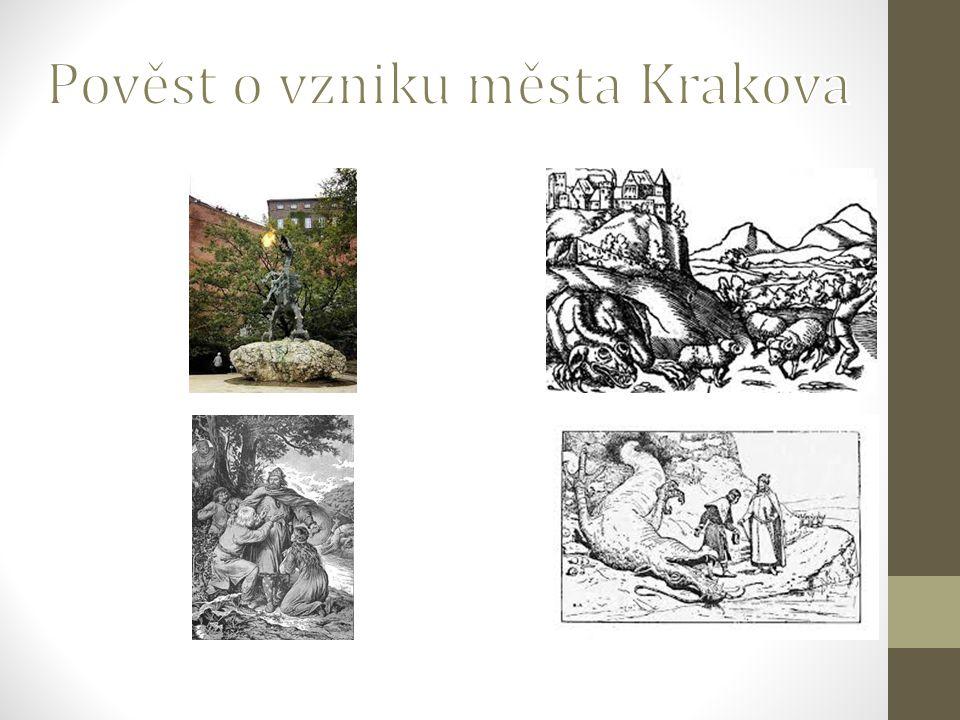 Pověst o vzniku města Krakova