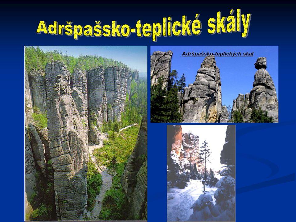 Adršpašsko-teplické skály