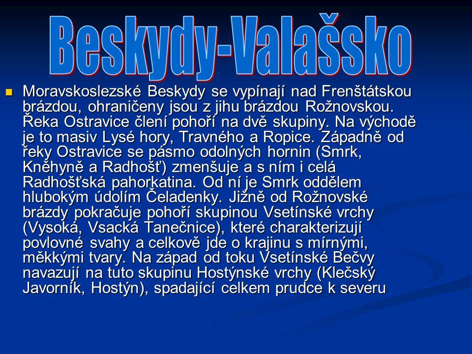 Beskydy-Valašsko