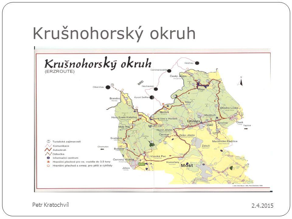 Krušnohorský okruh Petr Kratochvíl 9.4.2017