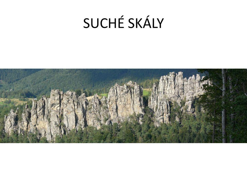 SUCHÉ SKÁLY