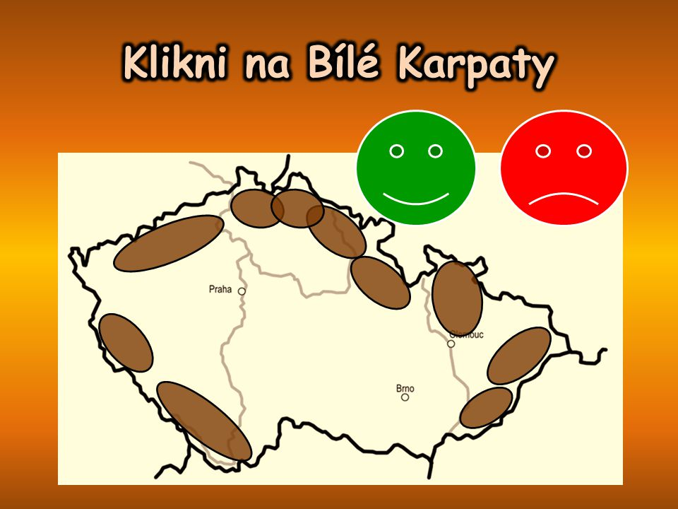 Klikni na Bílé Karpaty