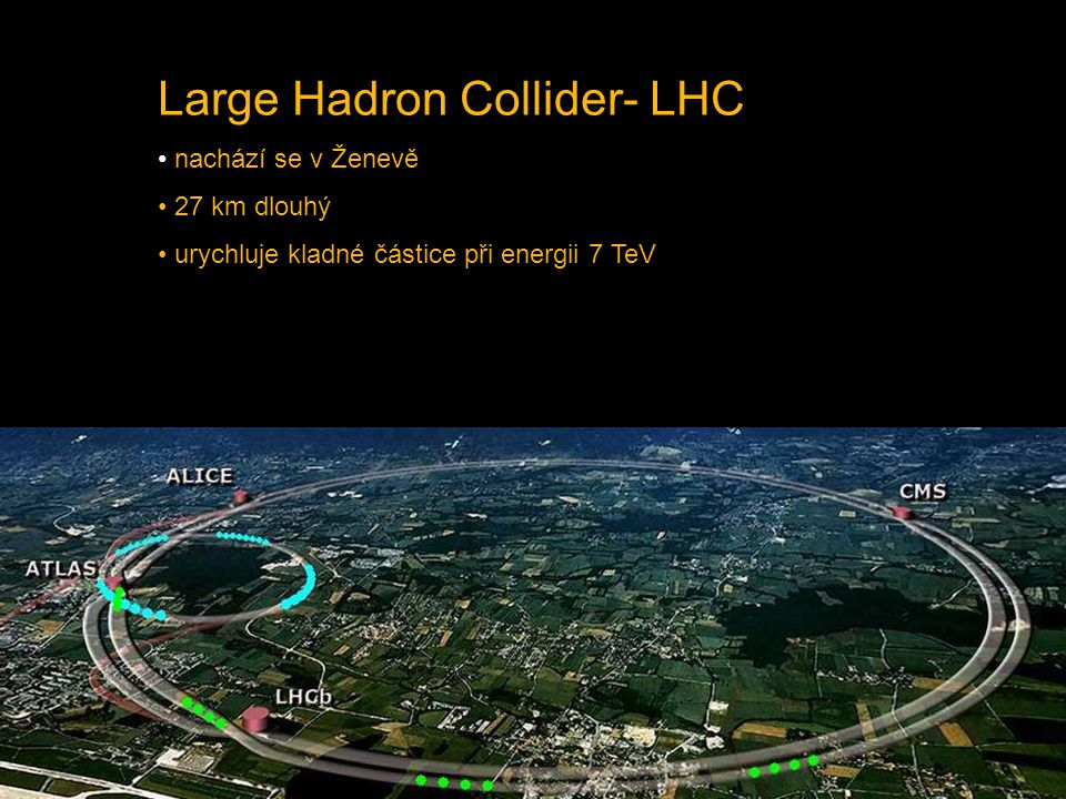 Large Hadron Collider- LHC