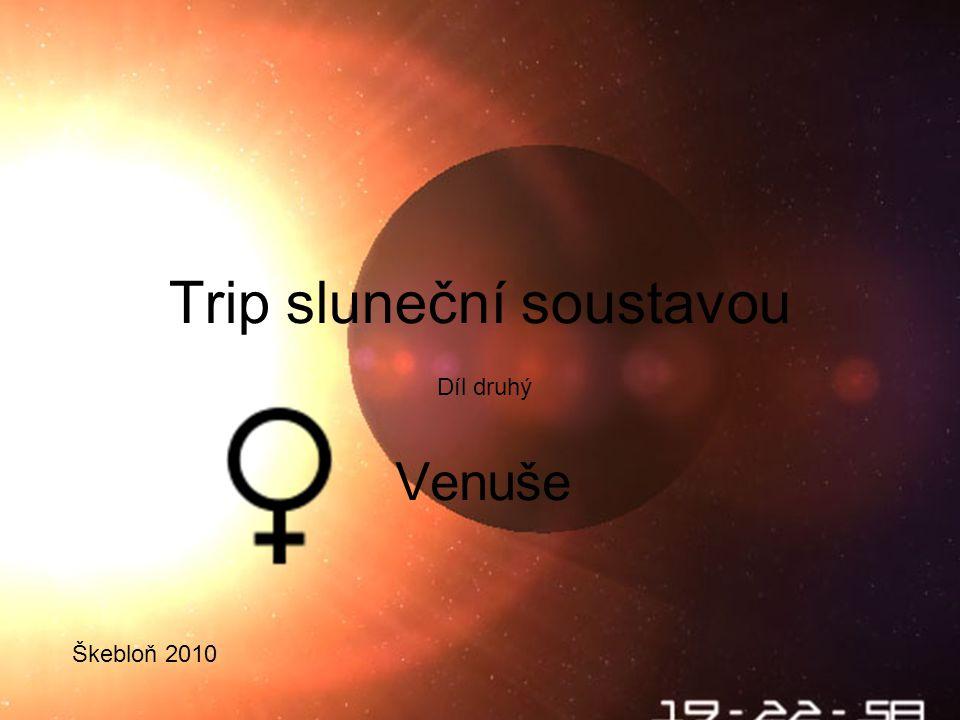 Trip sluneční soustavou