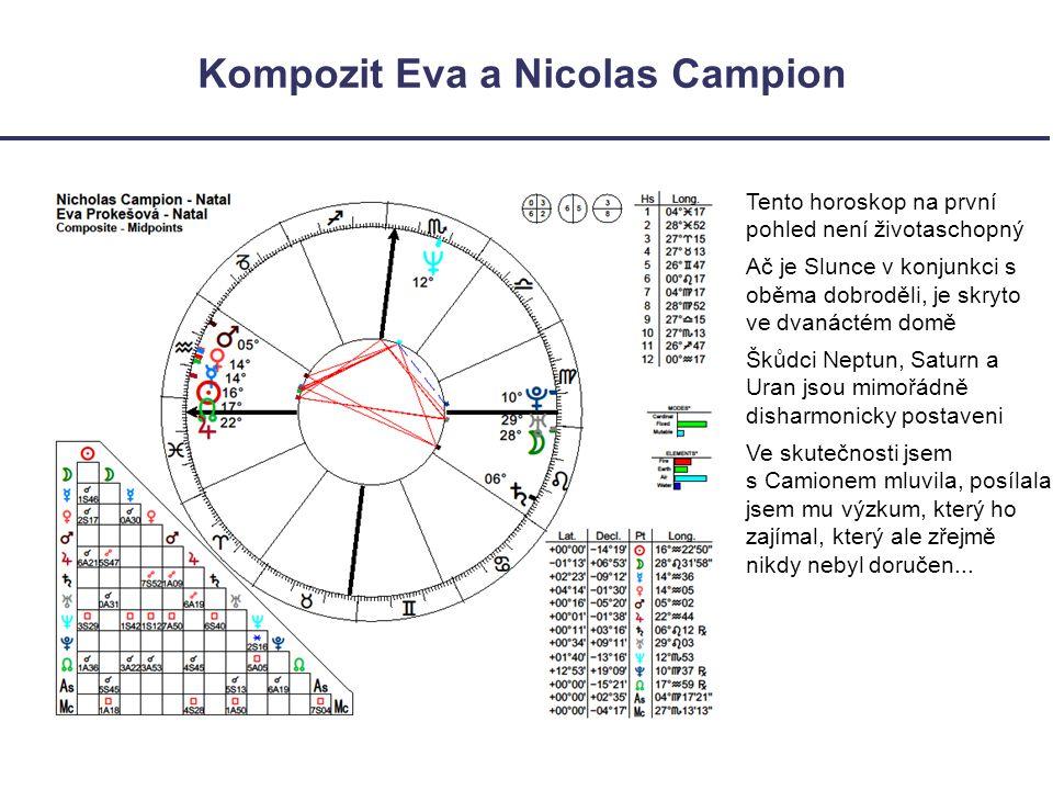Kompozit Eva a Nicolas Campion