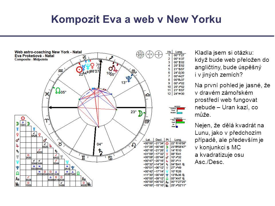 Kompozit Eva a web v New Yorku