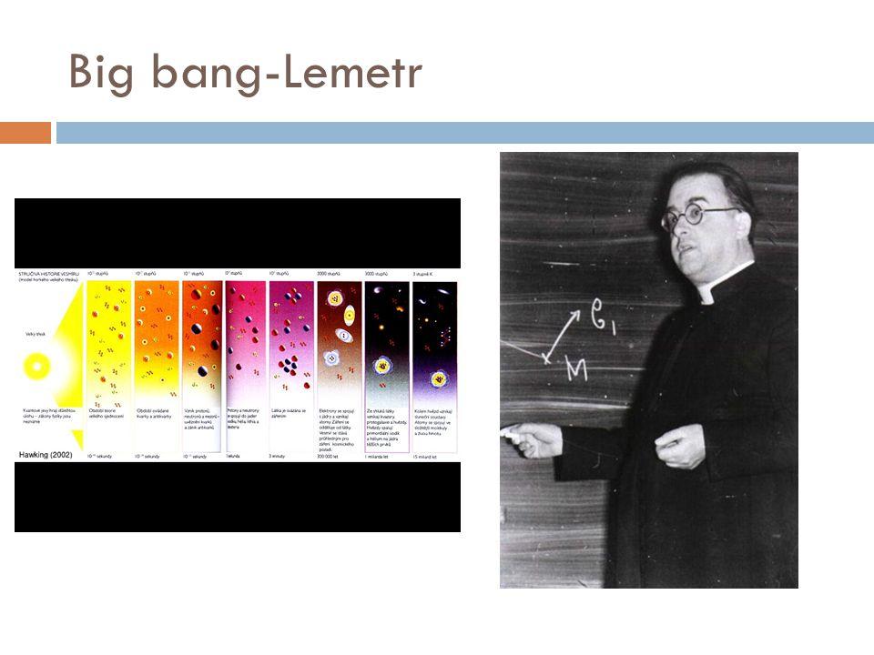 Big bang-Lemetr