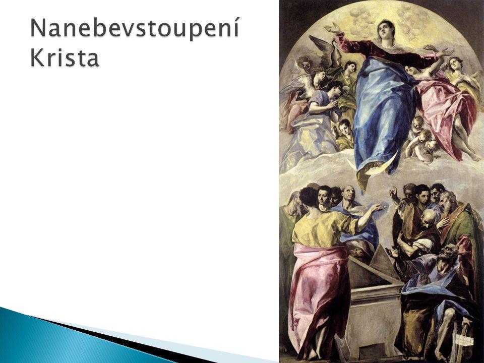 Nanebevstoupení Krista