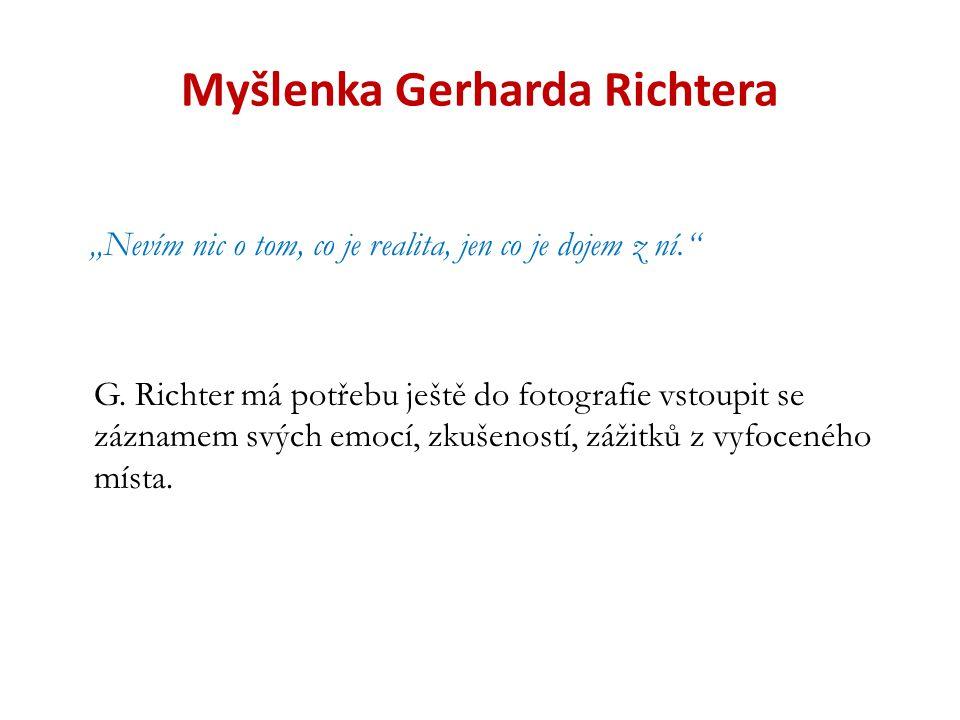 Myšlenka Gerharda Richtera