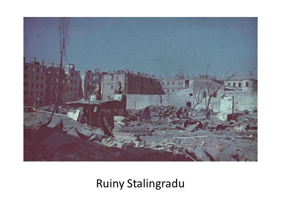 Ruiny Stalingradu