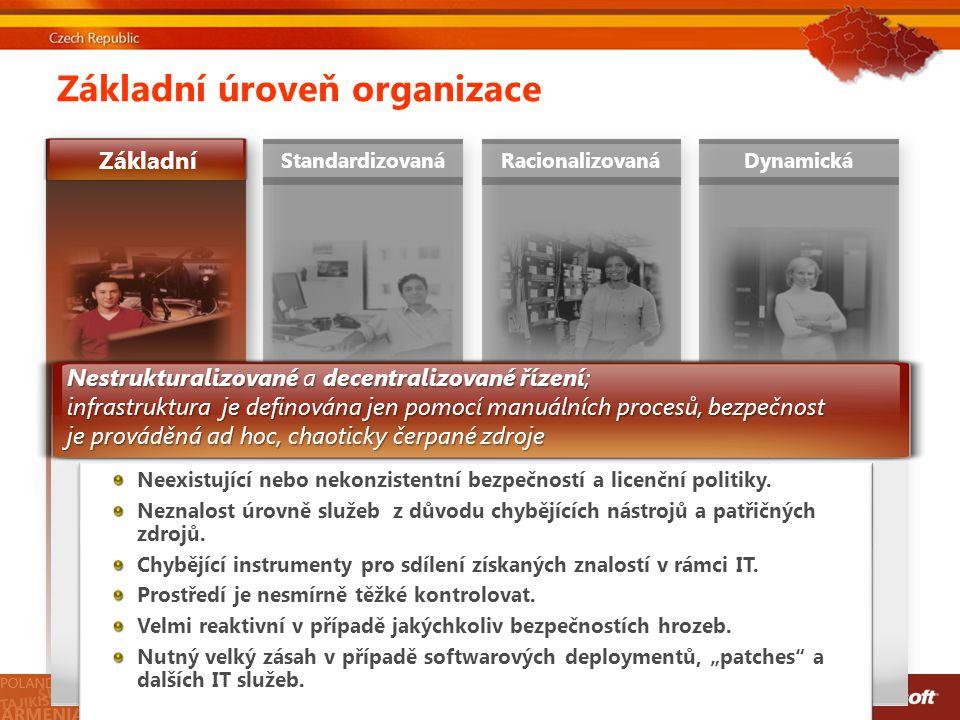 Základní úroveň organizace