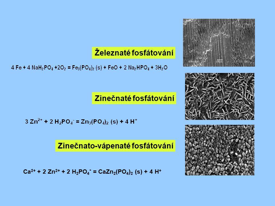 Železnaté fosfátování
