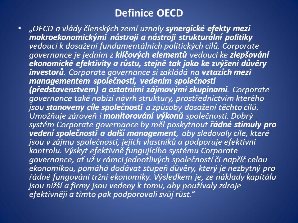 Definice OECD