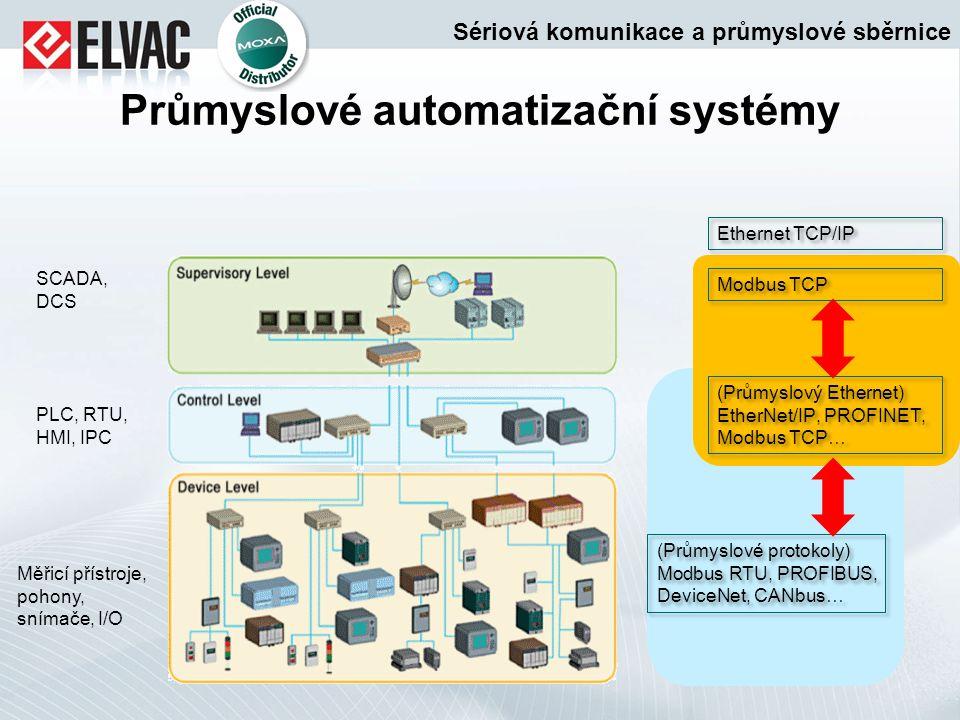 Průmyslové automatizační systémy