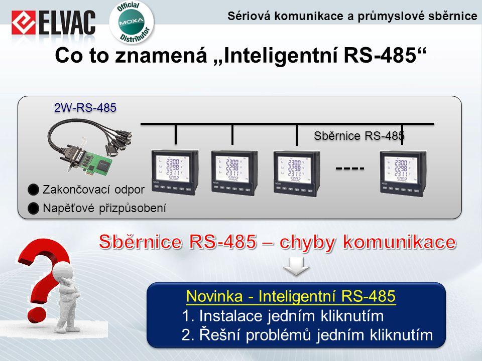 """Co to znamená """"Inteligentní RS-485"""