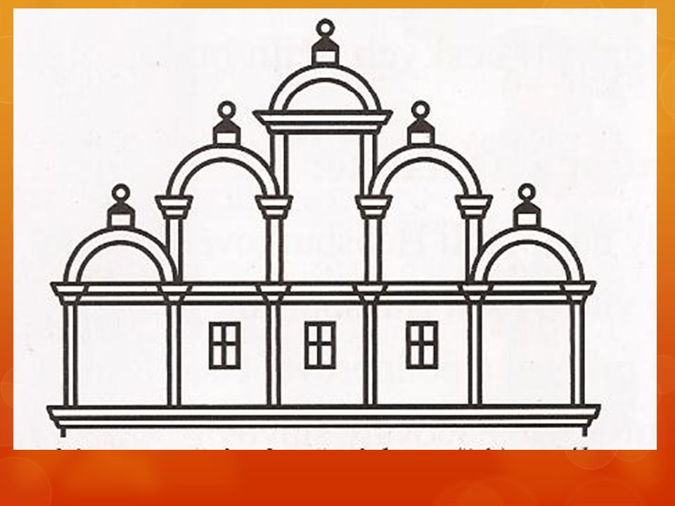 Znaky renesančních staveb: