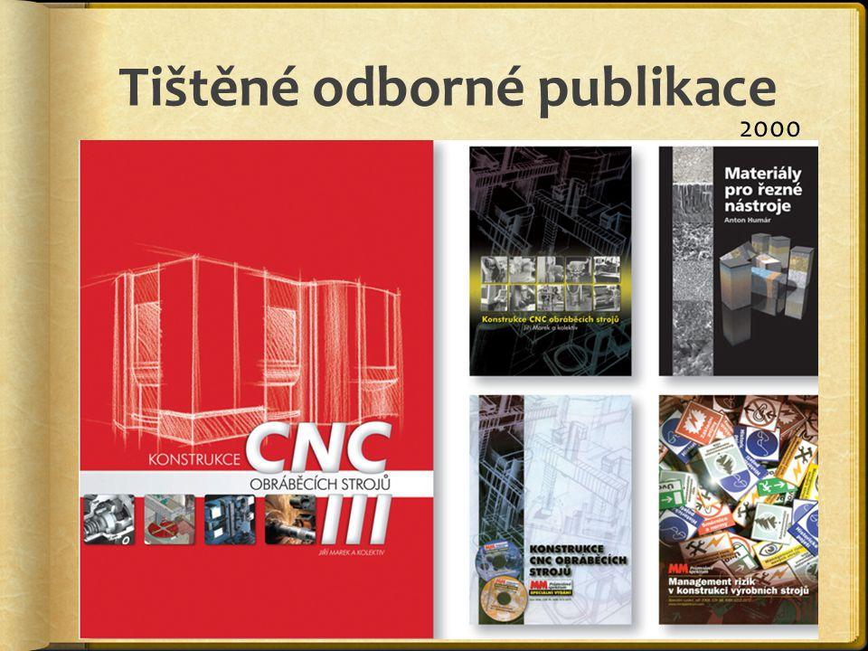 Tištěné odborné publikace
