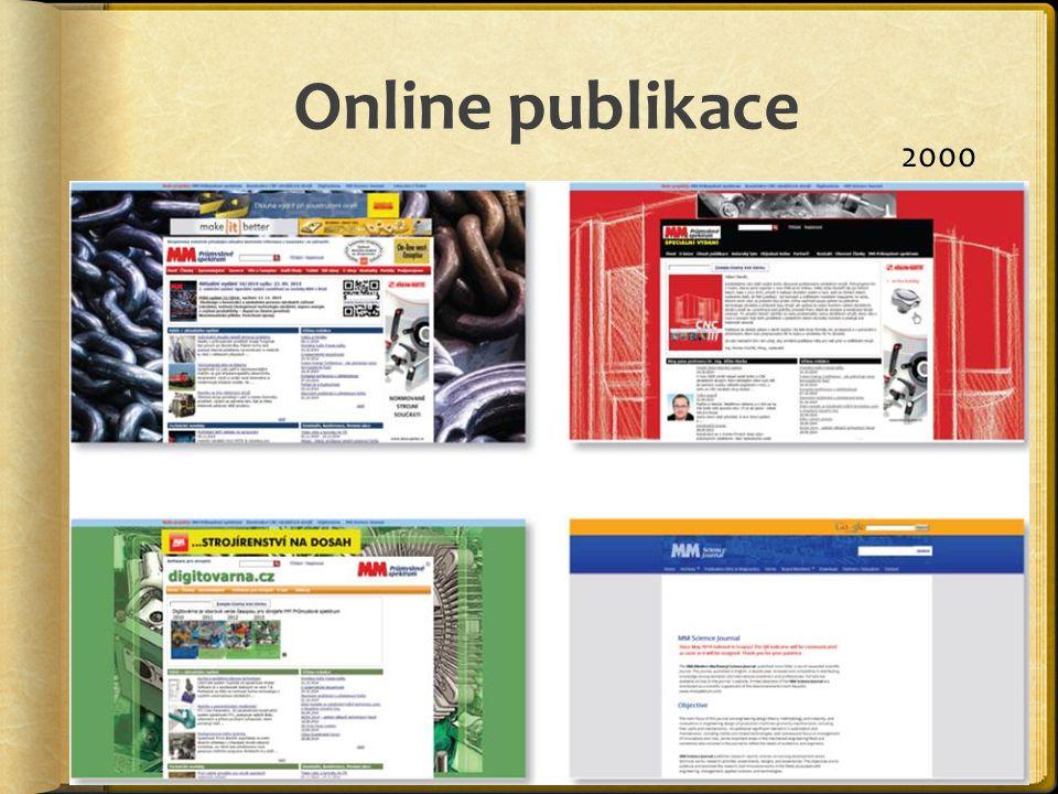 Online publikace 2000