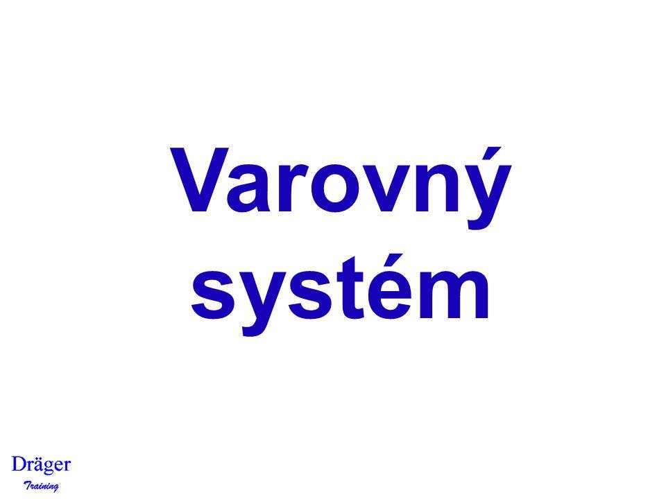 Varovný systém