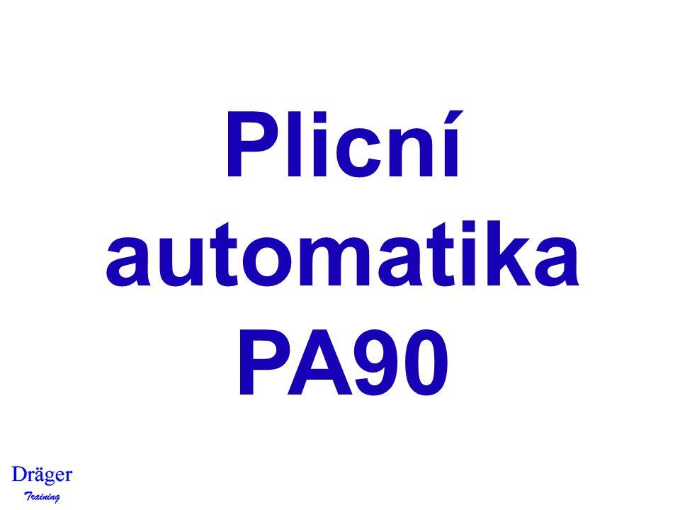 Plicní automatika PA90